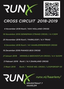 Agenda RunX Cross Circuit