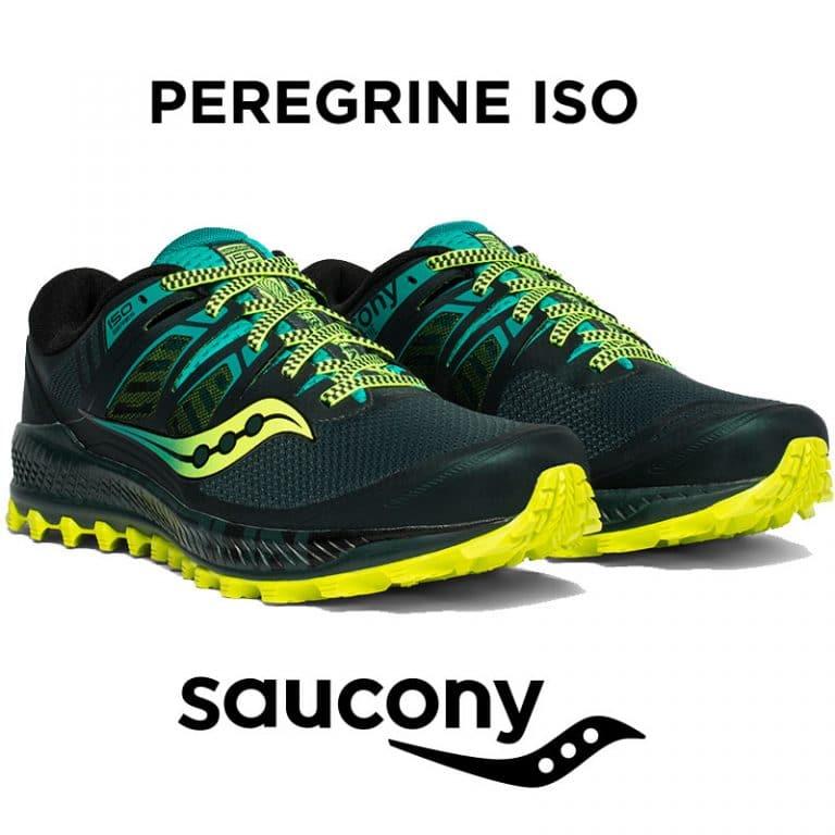 Een trail running legende – de Award Winning Peregrine RunX