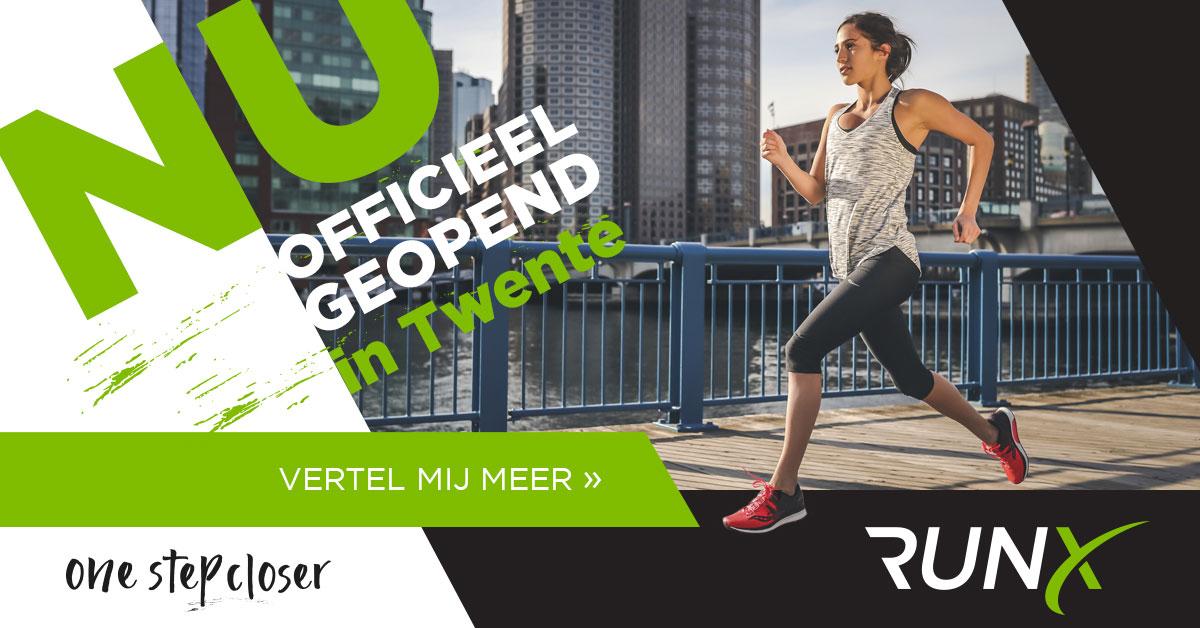 De RunX Twente WIN kalender!