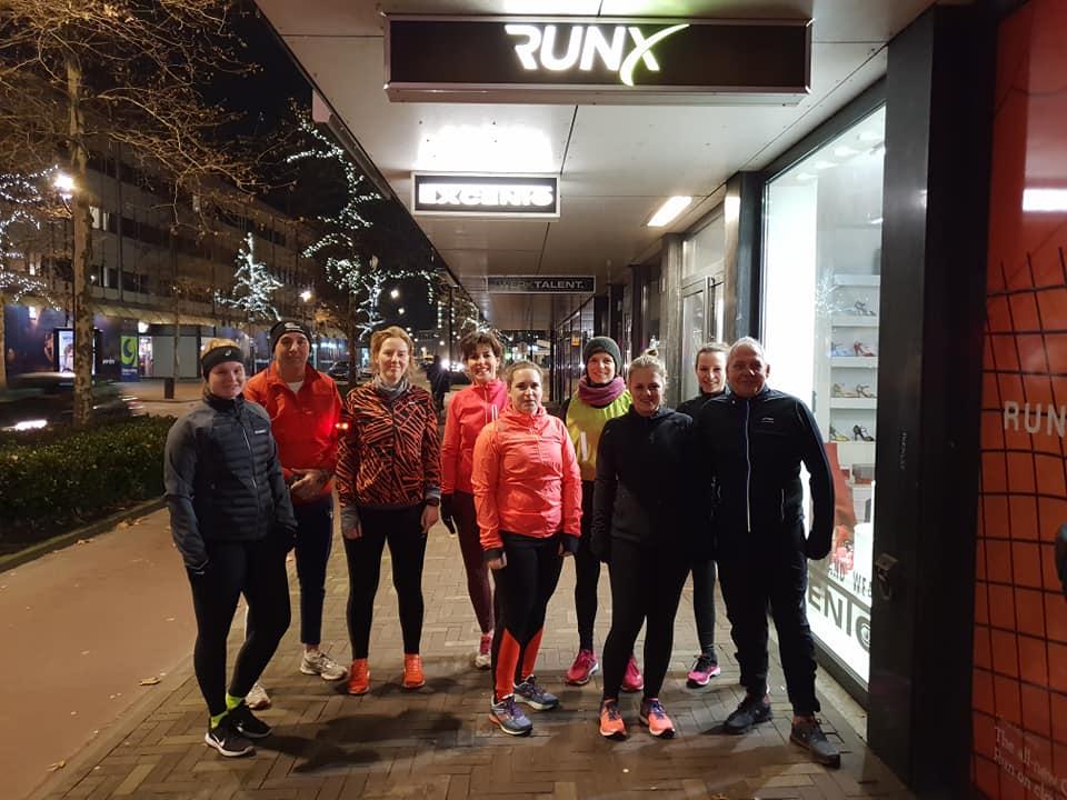 Start to RunX Tilburg