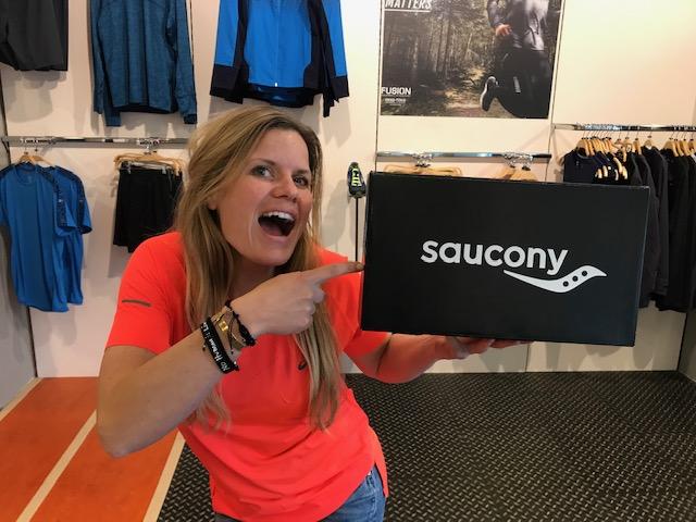 Win een paar Saucony hardloopschoenen