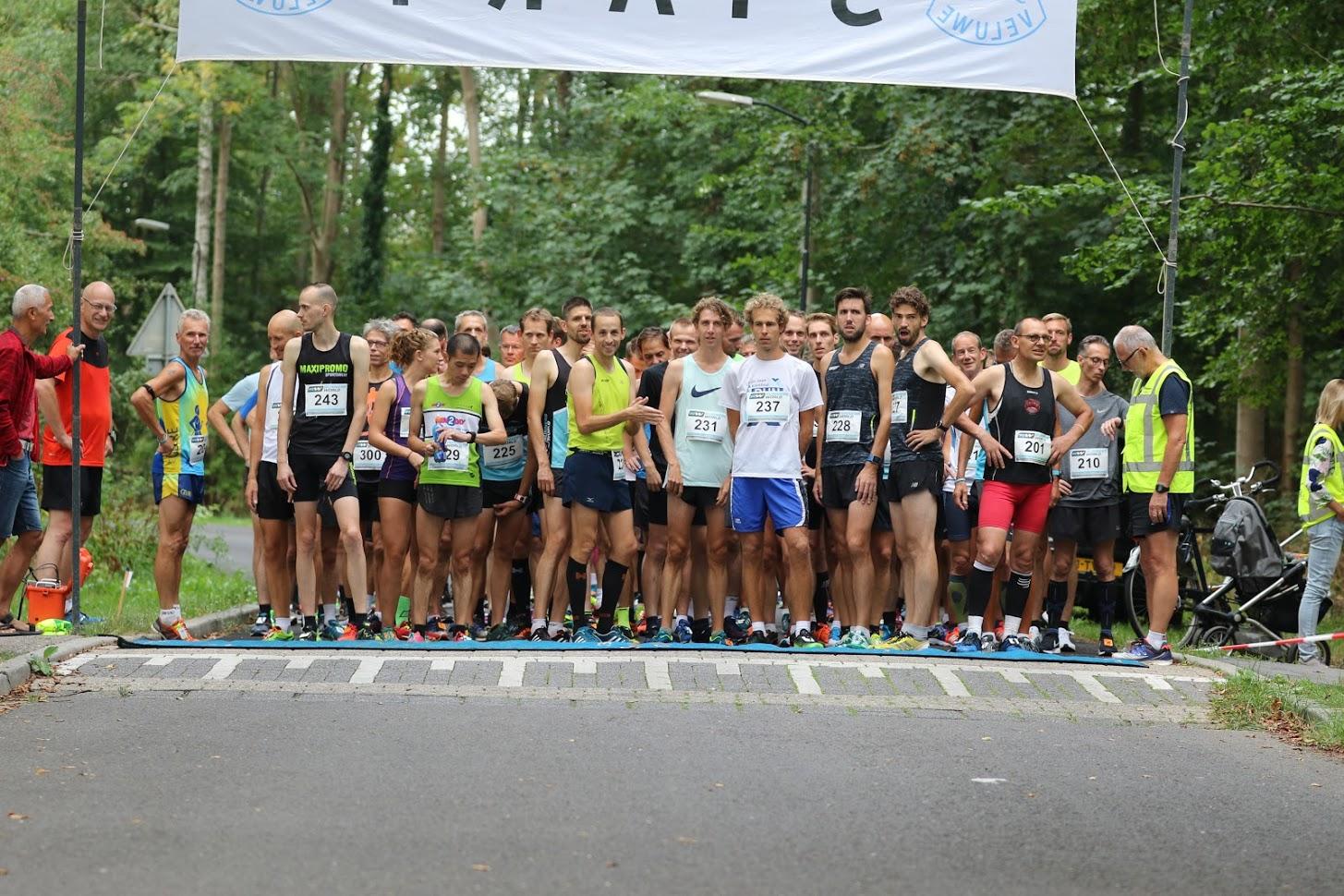 Doe jij ook mee aan de RunX loop in Apeldoorn?