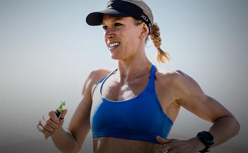 Sportvoeding tijdens het hardlopen