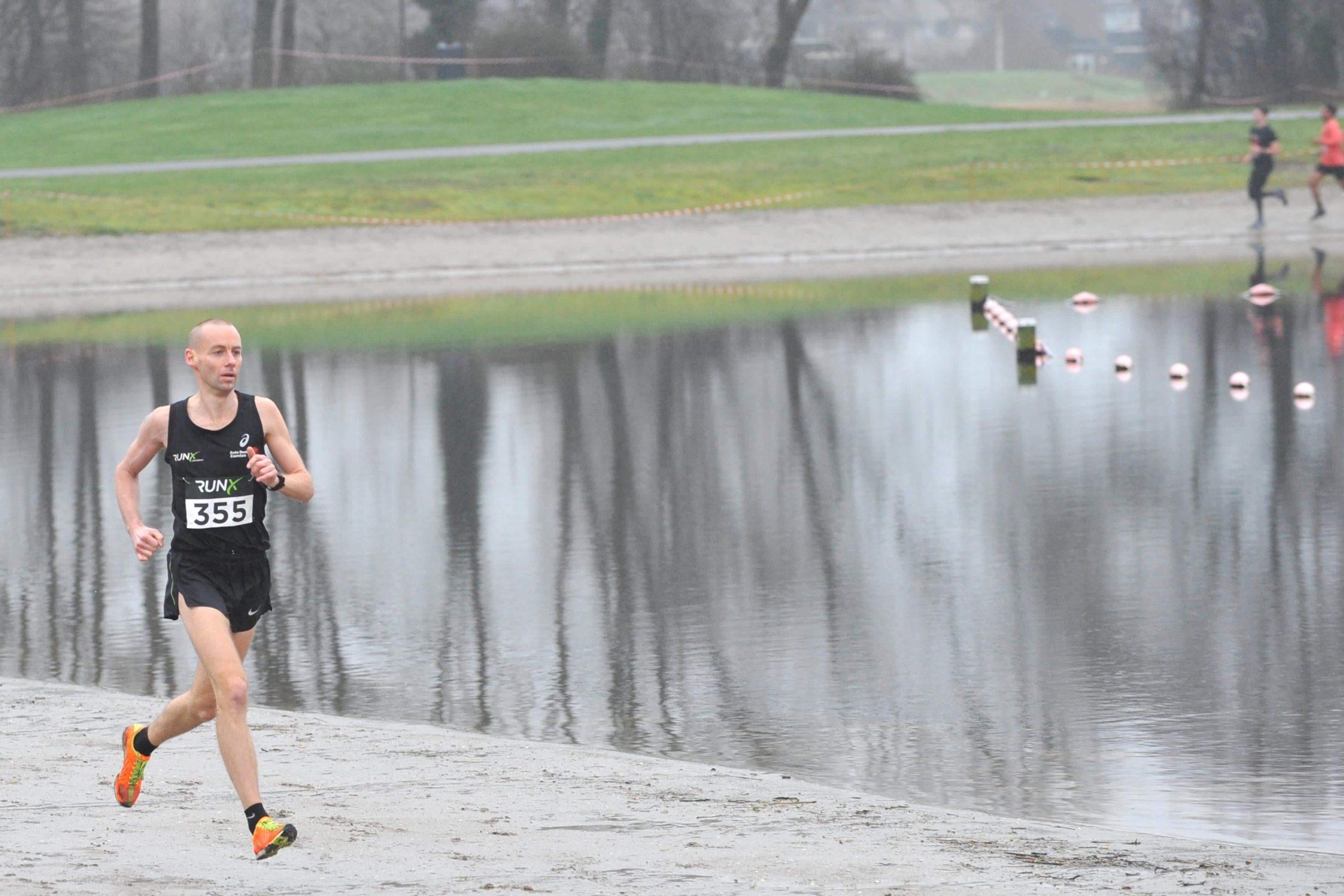 Jeroen Kramer en Eline Langeveld winnen RunX Zaanland Cross
